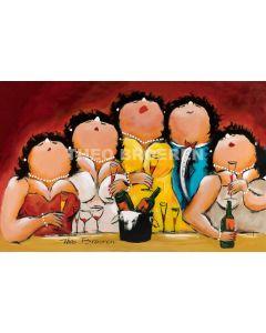 Wijnfeest voor Vrienden
