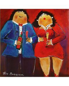 Wijntje of Champagne?